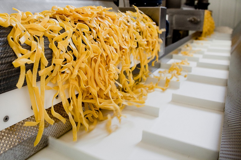Pasteurization of fresh pasta: advantages and disadvantages