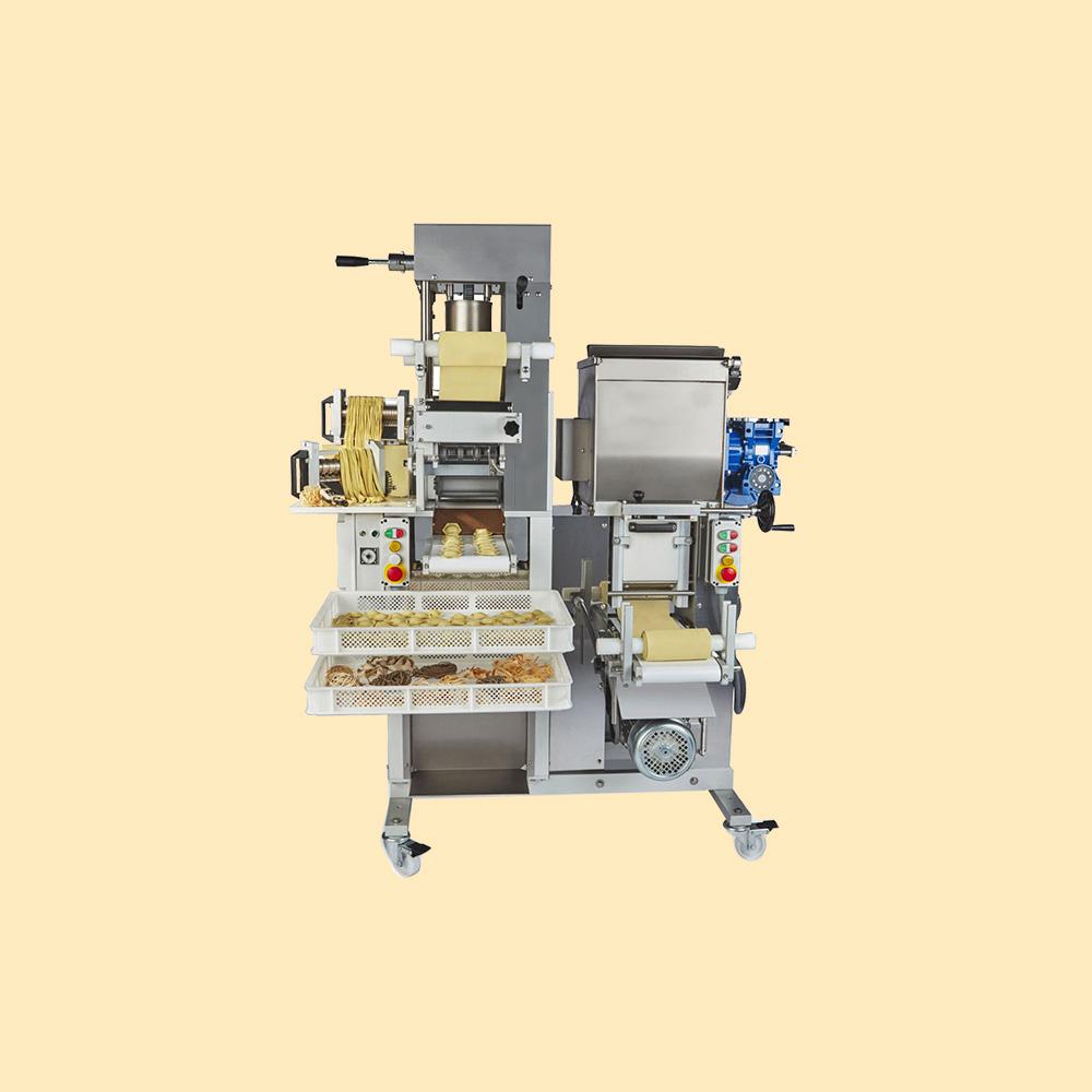 Automatic combined fresh pasta machine Magnifica 160